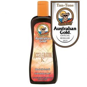 Australian Gold Accelerator K Infused with Carrot Oil 250ml